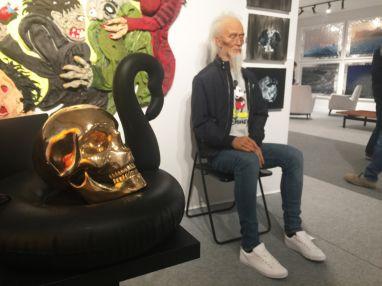 Exhibtion at Art Elysee Artfair